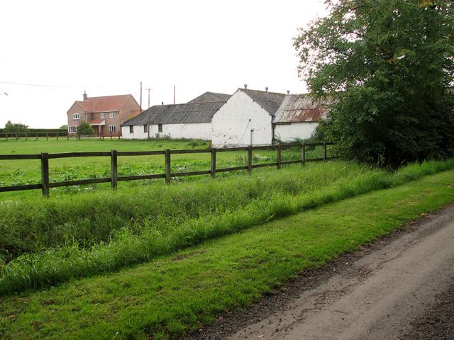 Farm buildings, Ashill