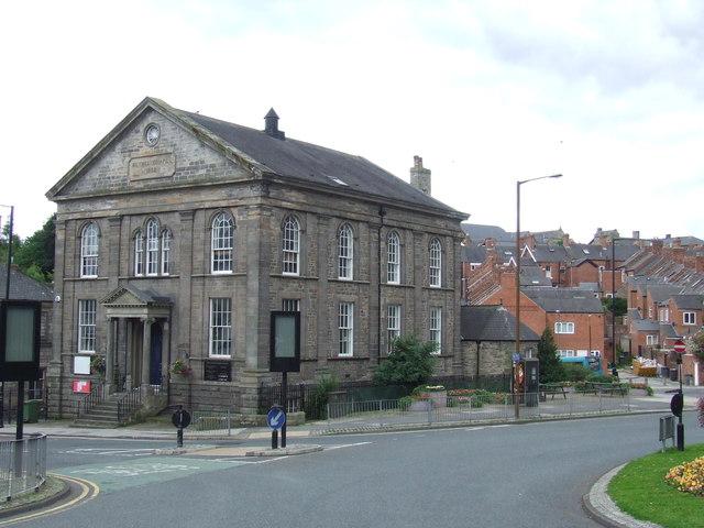Methodist Church, Durham
