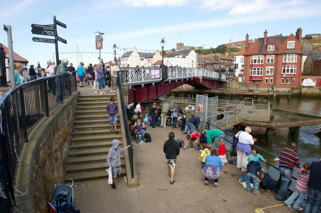 Swing Bridge, Whitby