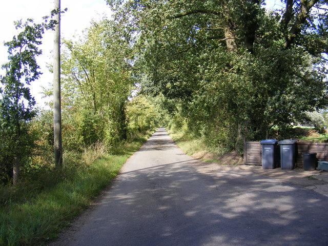 Hall Lane