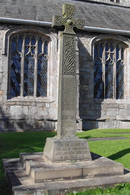 Cartmel War Memorial