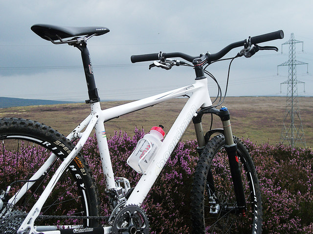 On top of Crompton Moor