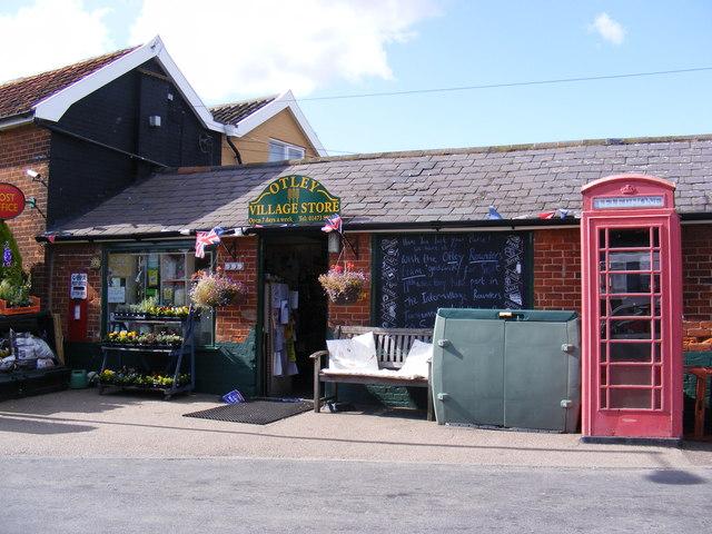 Otley Village Store & Post Office