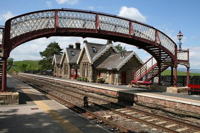 Kirkby Stephen Railway Station 169 David Robinson Cc By Sa 2