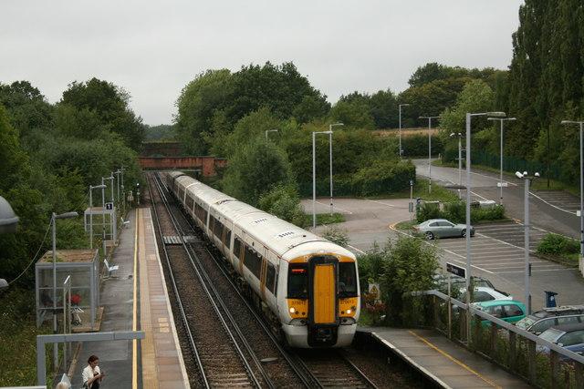 Stonegate Railway Station
