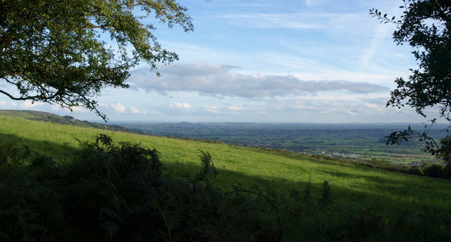 View on the Mendips