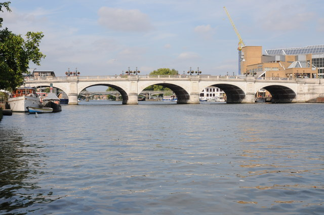Kingston Bridge, Kingston upon Thames