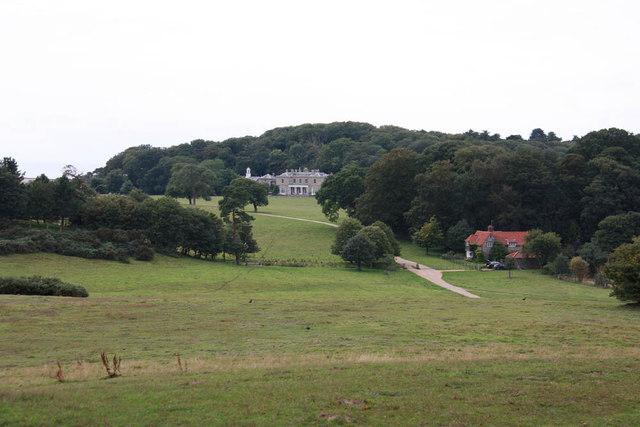 Sheringham Park - Hall & Farm