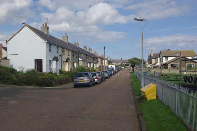 Heugh Road, Craster