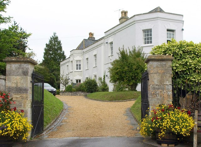 Former manor house, Wedmore