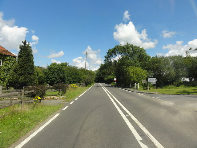 Selsted, Canterbury Road (A260)