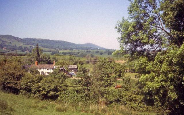 Farmhouse at Golden Valley