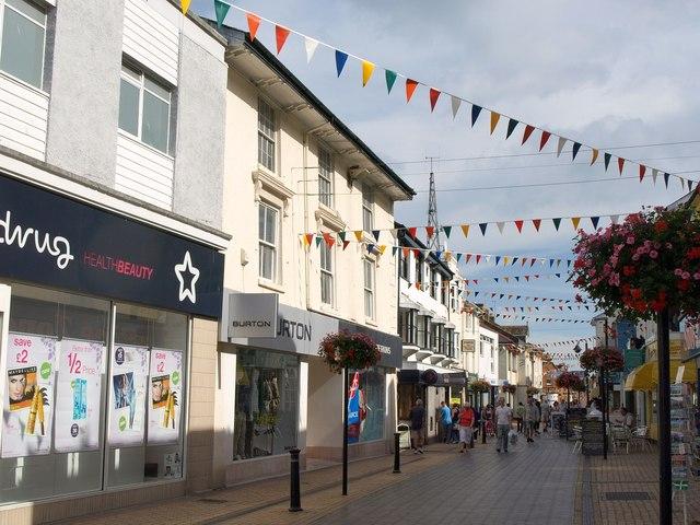 Fore Street, Brixham