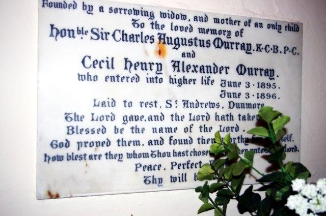 Murray memorial