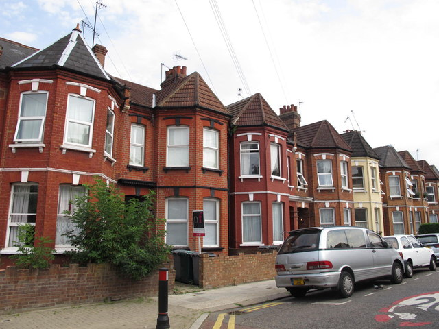 Linacre Road, NW2
