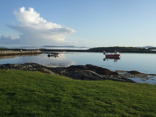 The long view from Leverburgh