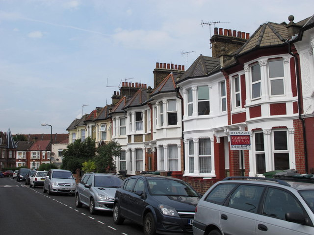 Buxton Road, NW2
