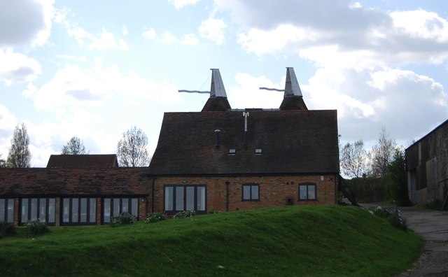 Twin Oast Farm House
