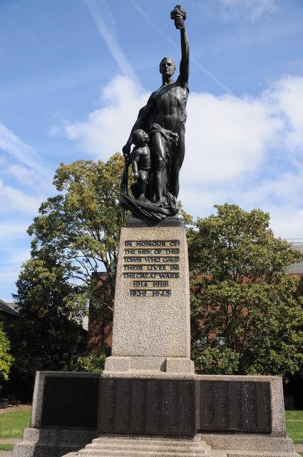War Memorial, Kingston Upon Thames