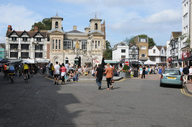 Market Square, Kingston Upon Thames