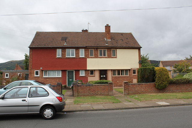 The 500th council house in post-war Malvern