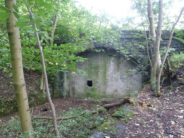 Haddon Tunnel portal