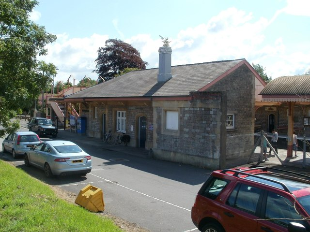 Station buildings, Yatton