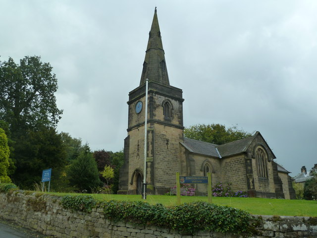 The Holy Trinity Church