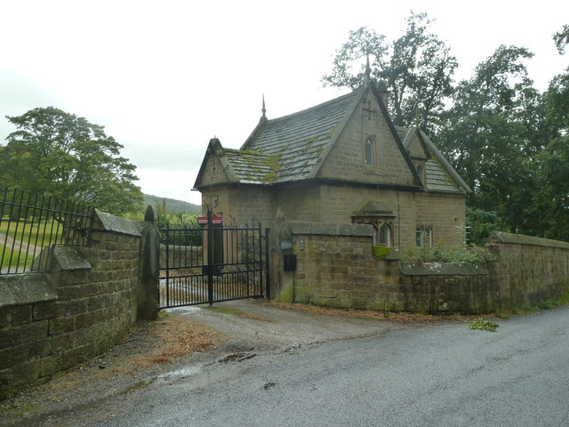 North Lodge of Stanton Hall
