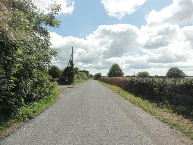 Swingfield, Stockham Lane