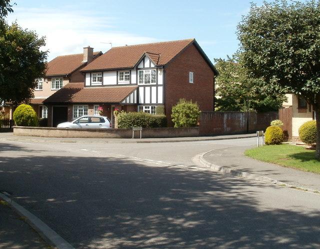 Corner of Woodmill and Wemberham Lane, Yatton