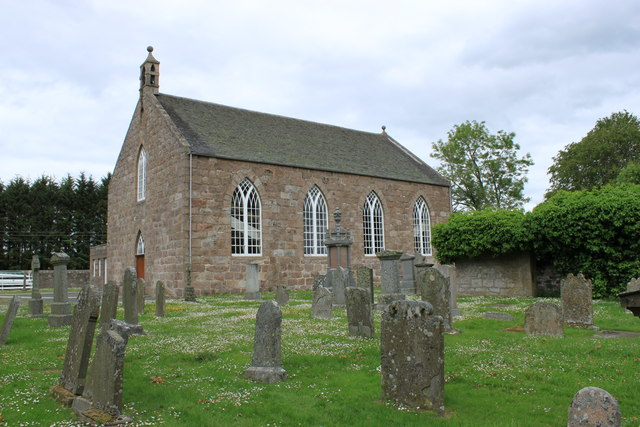 Chapel of Garioch Parish Church