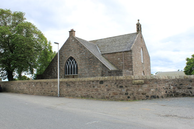 The Chapel of the Gairoch Parish Church