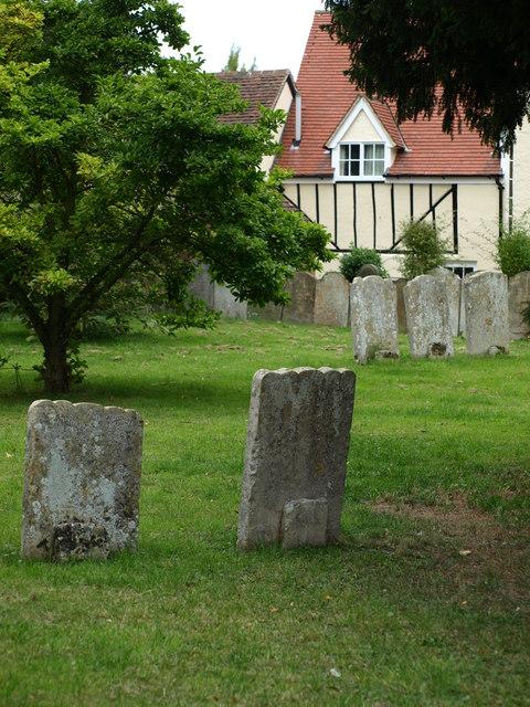 Blunham Graveyard