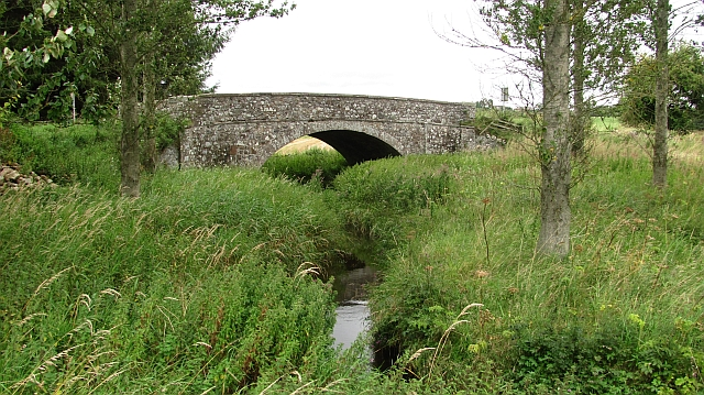 Bridge over the Eden Water