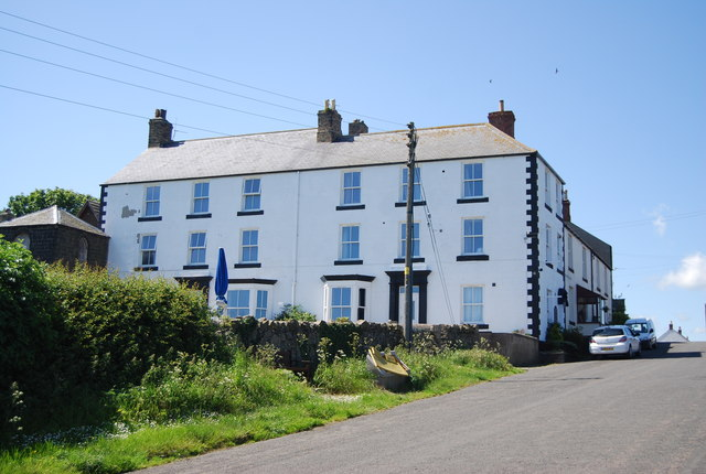 Closed Hotel, Embleton