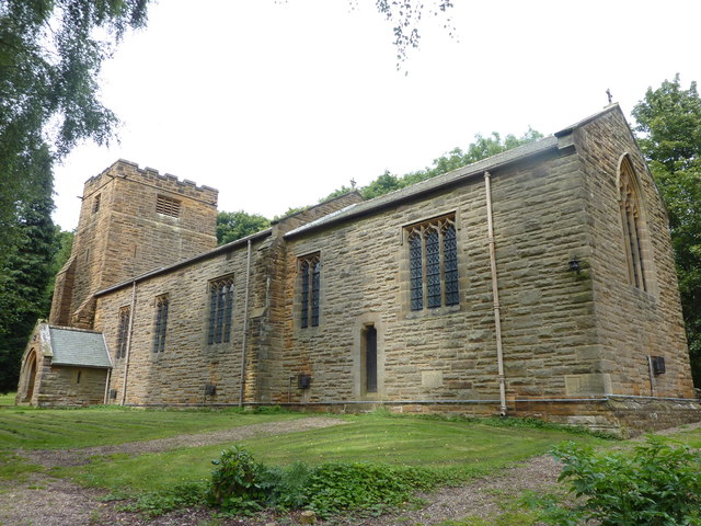 Church of St. Michael and St. George, Castleton