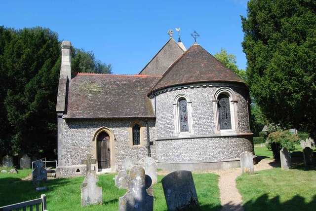 Parish church of St Barnabas (2)