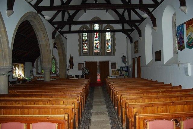 Interior of St Barnabas (2)