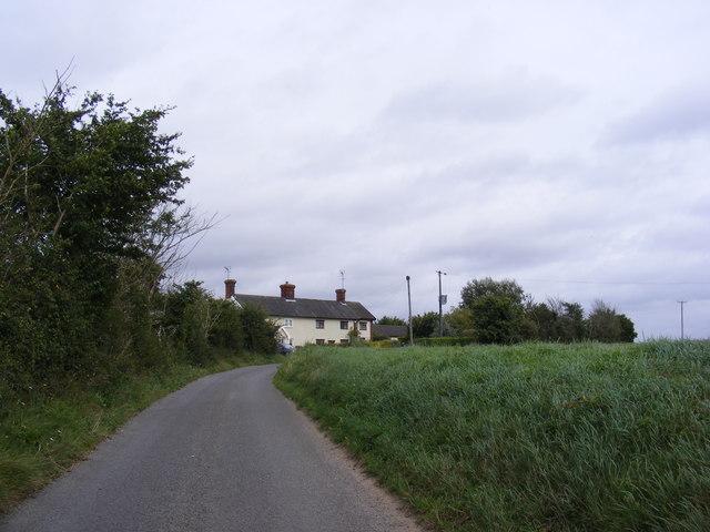 Hatcheston Road, Easton