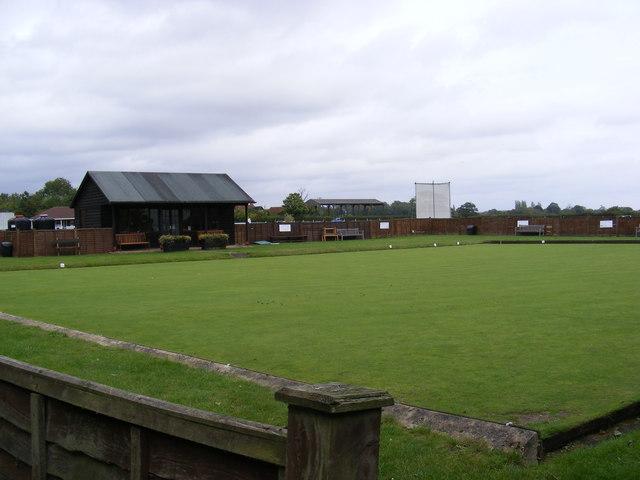 Easton Bowls Club & Bowling Green
