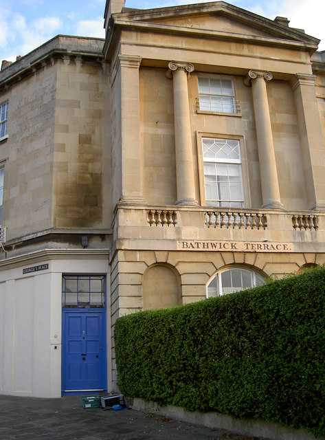 Number 1, Bathwick Terrace