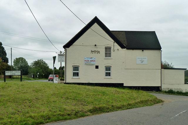 The India Lounge, Boyton Cross