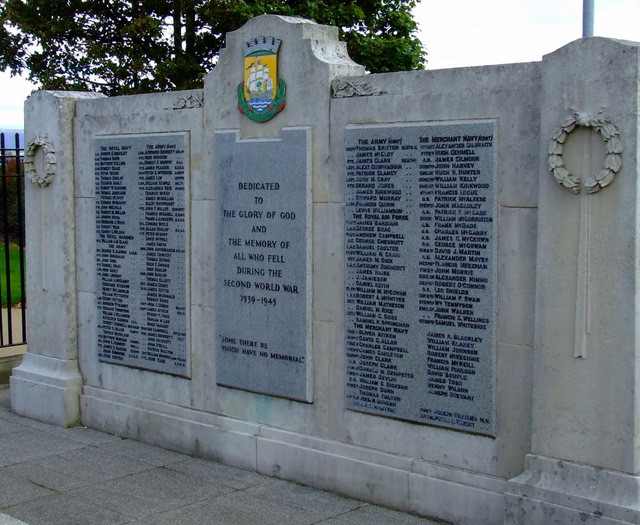 Port Glasgow War Memorial