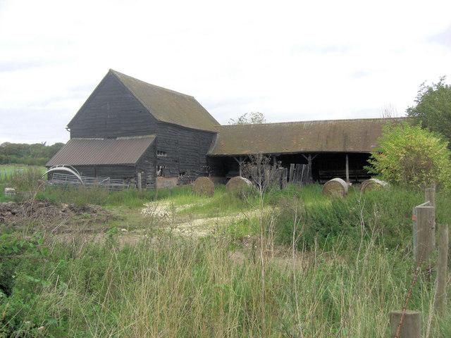 Field Barn on Back Lane