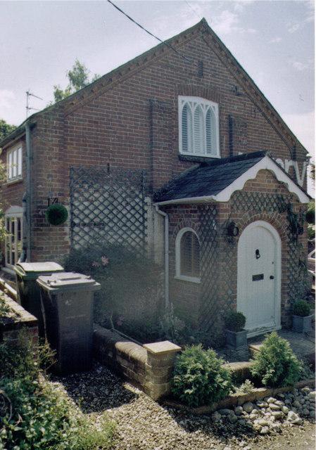 Former Swampton Baptist Chapel