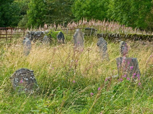 Graveyard at Path of Condie