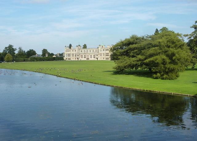 Audley End House and grounds, Saffron Walden