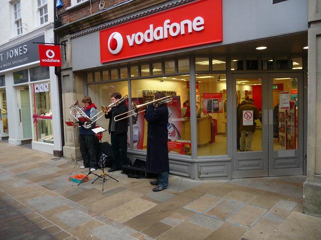 Winchester - Vodafone Shop