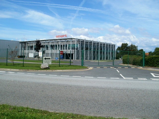 NE corner of Smart's premises, Yatton
